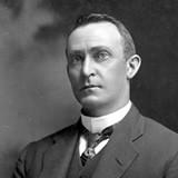 O'KEEFE, David John (1864–1943)<br /><span class=subheader>Senator for Tasmania, 1901–06, 1910–20 (Australian Labor Party)</span>